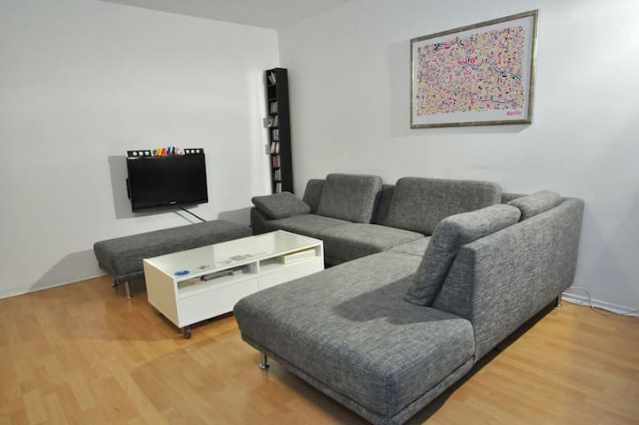 Modern Cozy entire Apartment in Kreuzberg! - Berlin - Apartemen