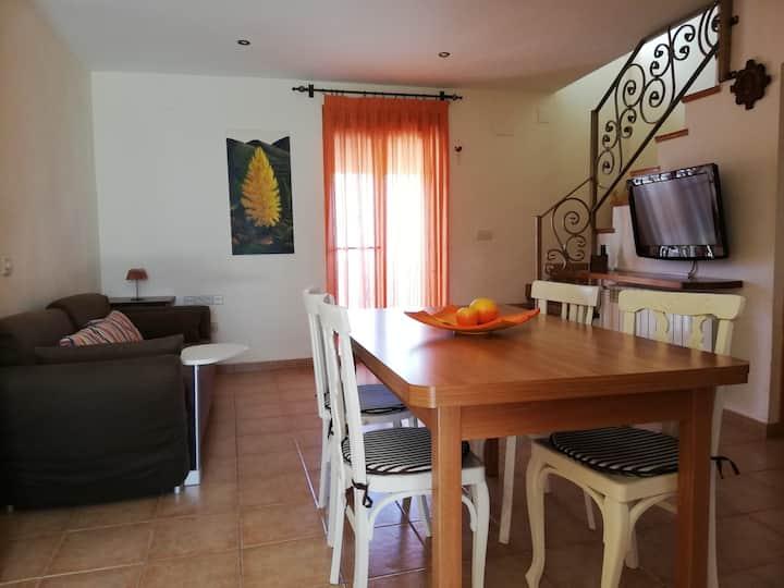 Casa Rural Los Pineros - Relax y Naturaleza