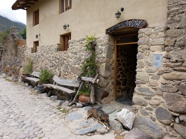 Kuka Twin Room - Ollantaytambo - Bed & Breakfast