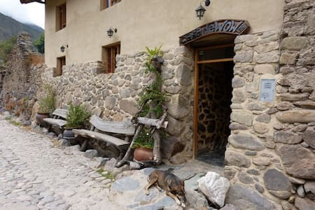 Kuka Twin Room - Ollantaytambo - Penzion (B&B)