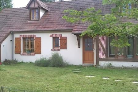 Sologne - Châteaux de la Loire - Zoo de Beauval - Pruniers-en-Sologne - Hus