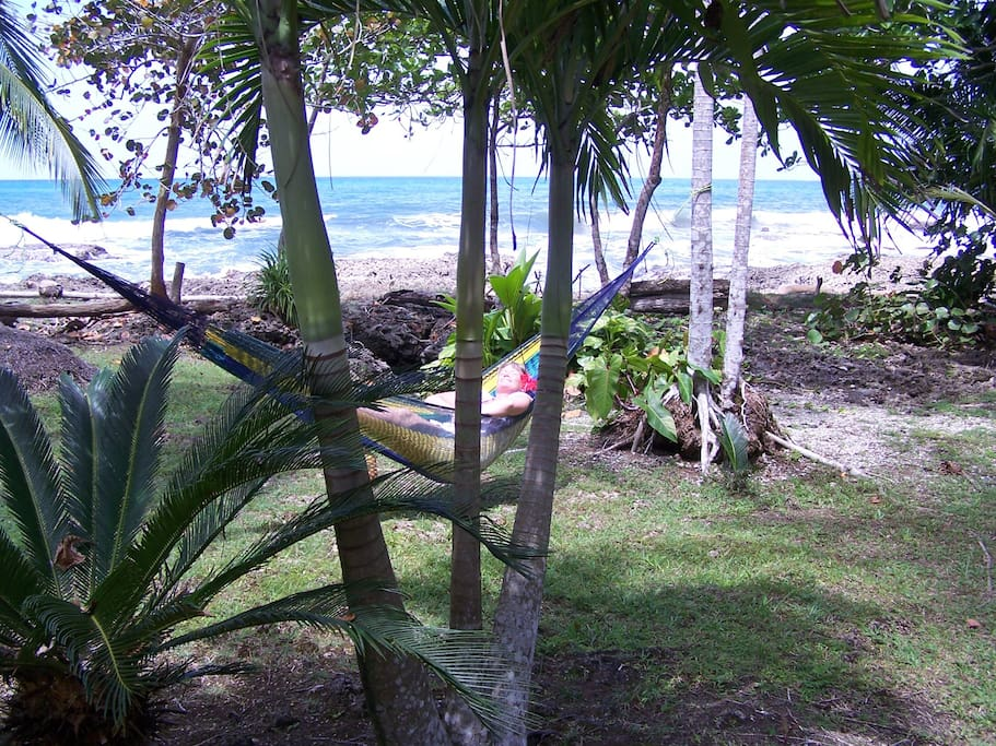 Stay at el jardin glorioso casita cabins for rent in - Jardines costa rica ...
