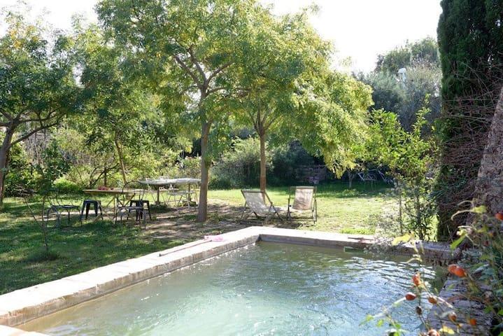 Casa con jardín a 5km de Figueres - Vilatenim - House