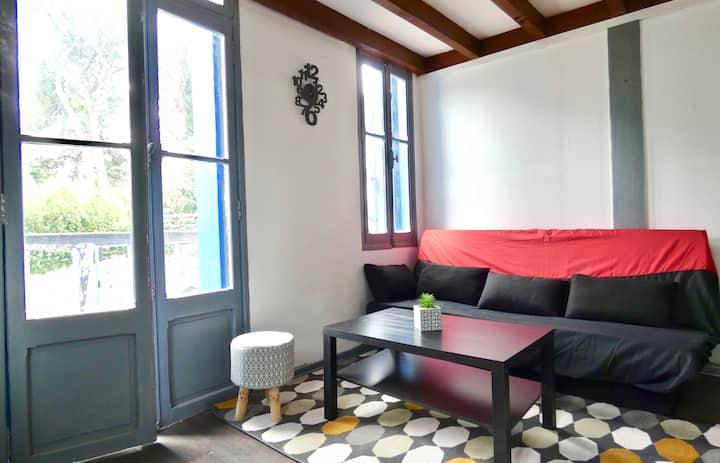 Cozy apartment near Montpellier center