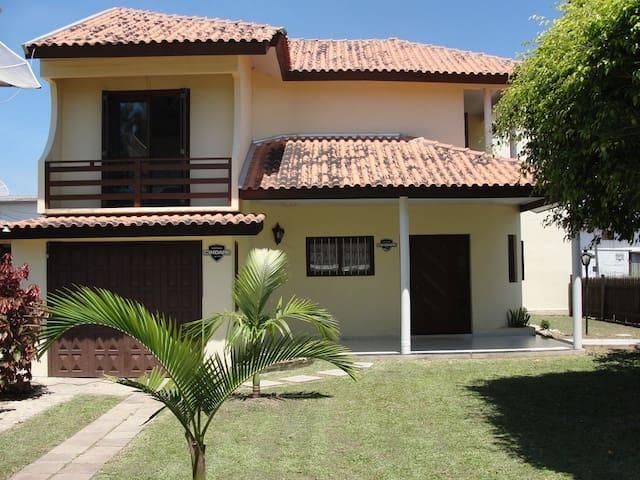 CASA NOVA ALUGUEL TEMPORADA - Arroio do Sal