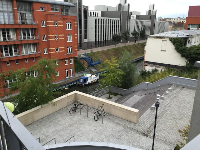 CITY CENTER RENTAL - Gent - Apartemen
