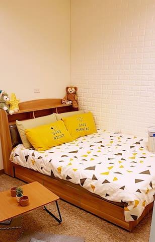 B)全新裝潢近政大動物園考試院New room near Zoo Maokong NCCU 101