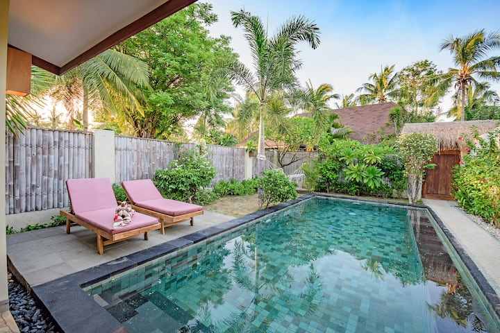One Bedroom Villa with a Private Pool
