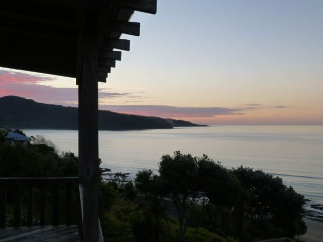 Breath taking views 90 Mile Beach - Ahipara - Bed & Breakfast