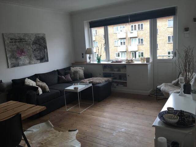 Cozy and charming apartment, only 30 min from CPH - København - Apartment