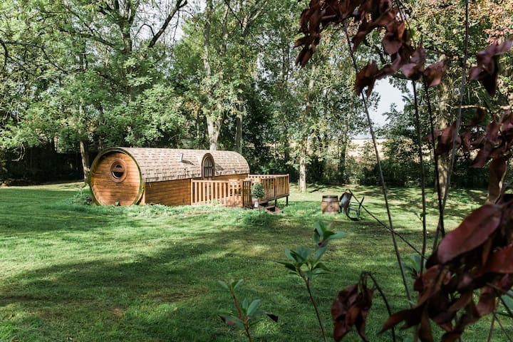 Maison de Hobbit près de Paris ! - Janvry - Bed & Breakfast