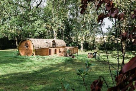 Maison de Hobbit près de Paris ! - Janvry