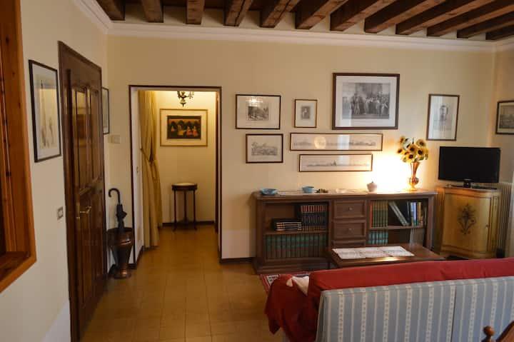 CASA VITTORIA Asolo centro storico