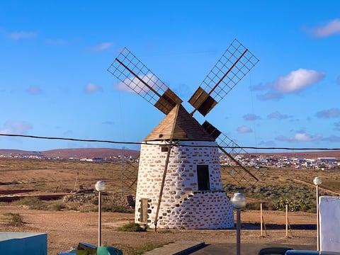 Fuerteventura Apartment Monny Moulin View WiFi