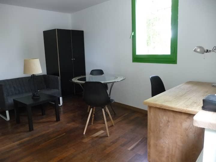 Studio duplex au cœur de la boucle de l'Oise
