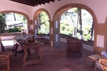 terrasse dit Naya