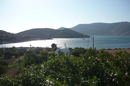 Lipsi, Dodecanese islands - vacation house - Lipsi - Ev
