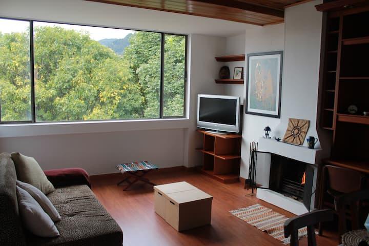 Tu hogar en Bogotá