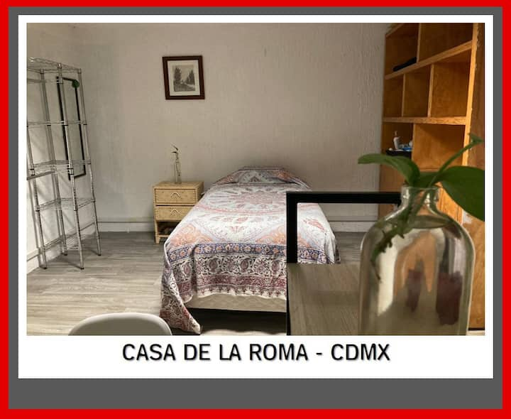 La Casa de la Roma 4