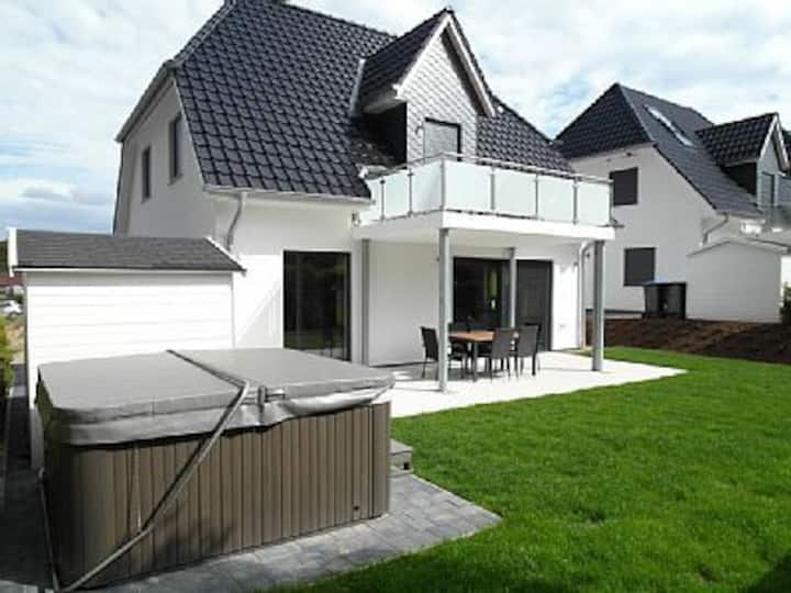 Villa Sonnensee am Fleesensee