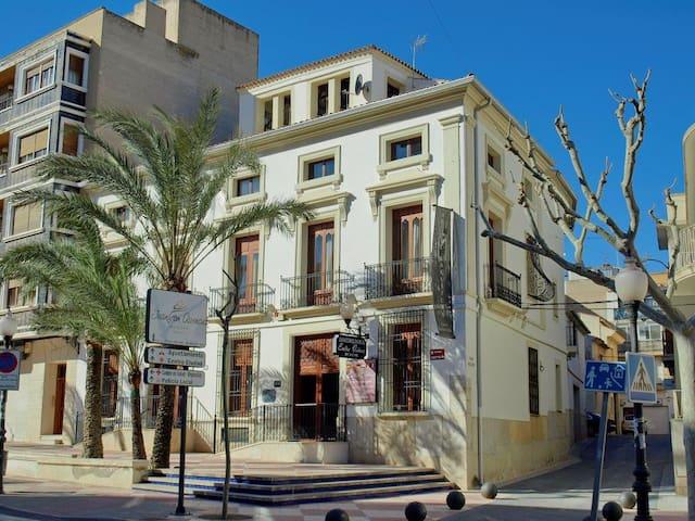 Casa Entre Viñas - Aspe - Bed & Breakfast