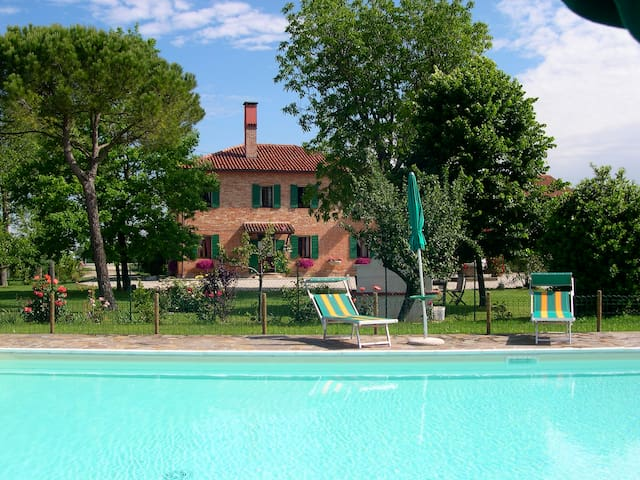 Agriturismo 15 km from Venice - Mira - Flat