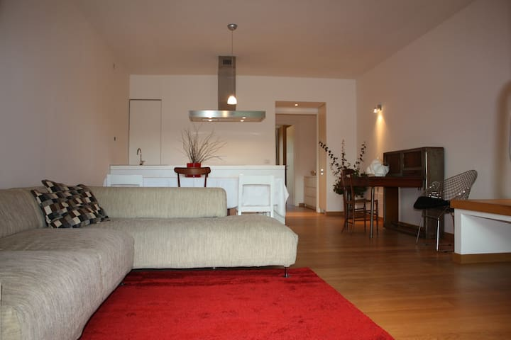 comfortable apt in a golf course - Sutri - Apartamento