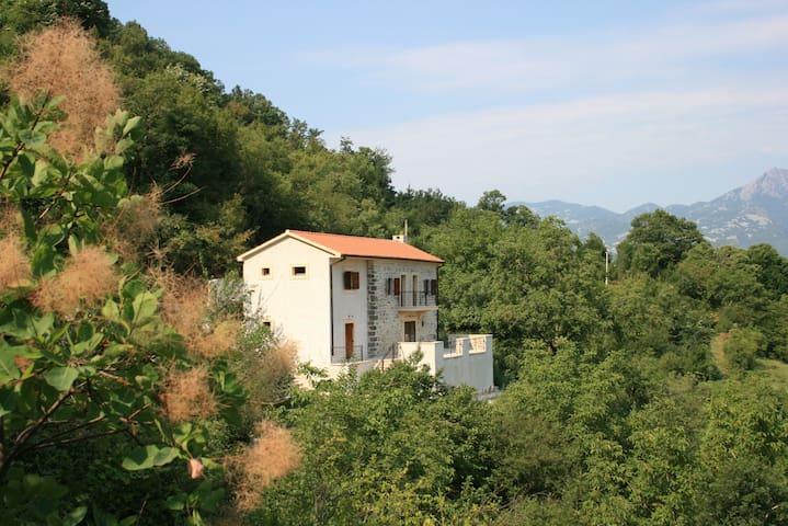 Gorgeous stone villa at Lake Skadar - Virpazar - 別荘