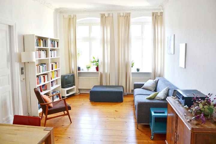 3-room flat in Prenzlauer Berg