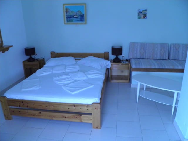 Double Room in Kini, Syros