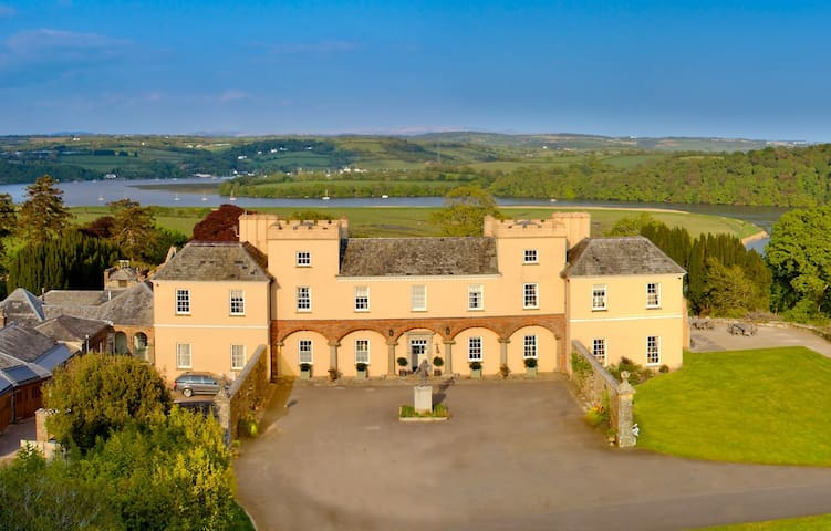 Exclusive Castle in Cornwall - Saint Mellion - Slott