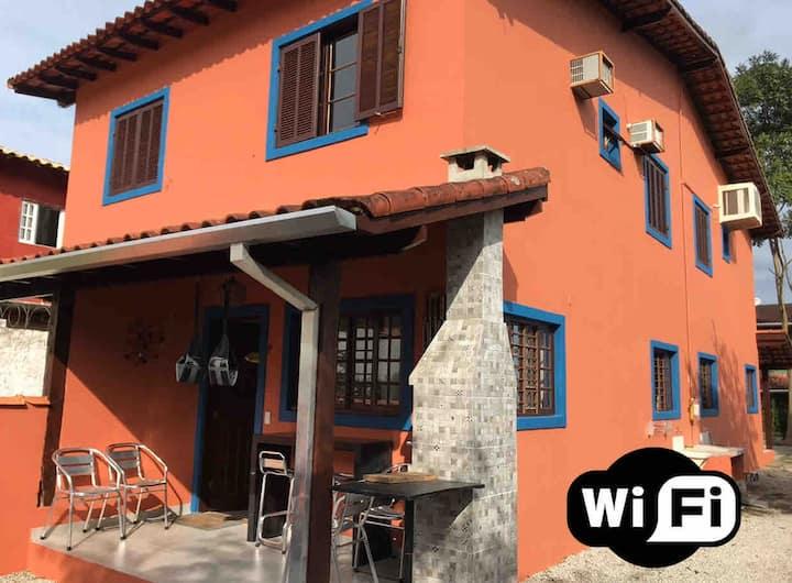 """Casa com Wi-Fi em Condomínio Fechado Maresias """"15"""""""