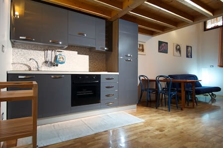 NEW APARTMENT IN BEAUTIFUL LOCATION - Mailand - Haus