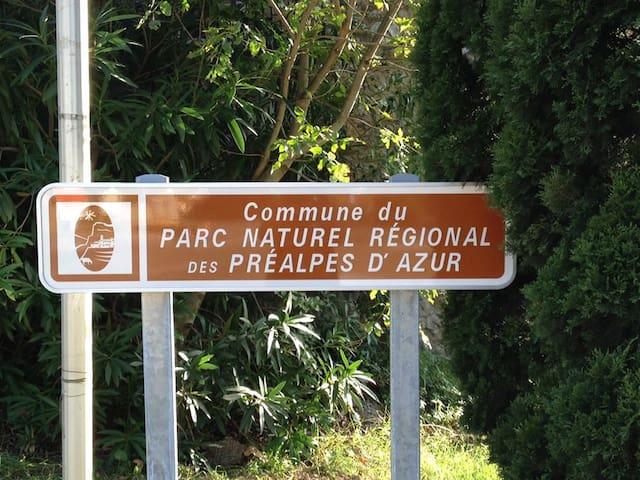 Mitten im Naturpark