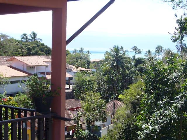 Quarto/Sala no coração da Vila - Ilhabela - Apartment