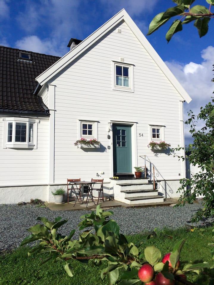 Charming house near Bergen!