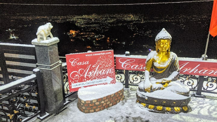 Casa Arhan Luxury 5-7BHK Penthouse | 270 Doon view