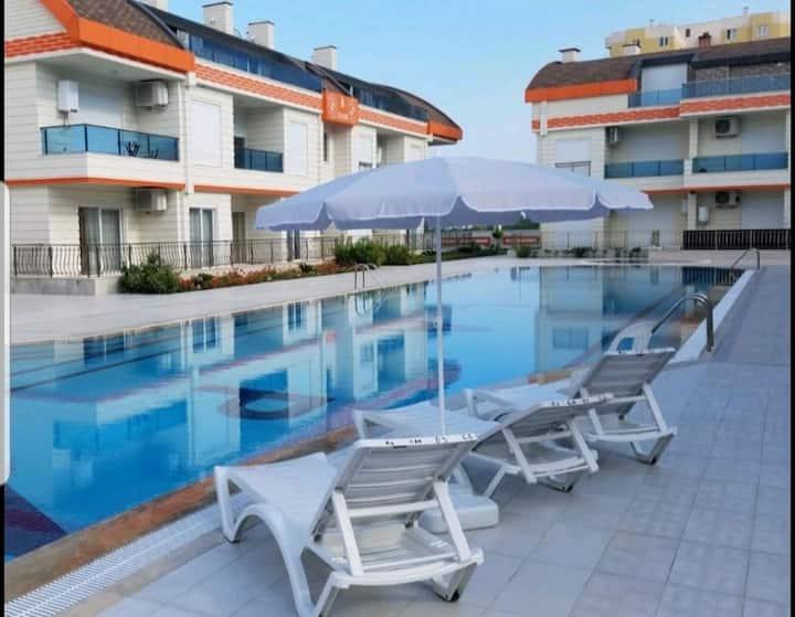 Strandnähe und Schönste Anlage in Antalya Lara