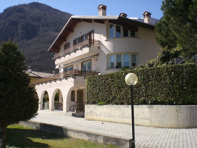 Apartment Rondinella - 3 Rooms  - Chiavenna - House