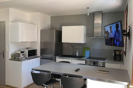 Appartement T1 Bis moderne et confortable - Bagnères-de-Luchon - อพาร์ทเมนท์