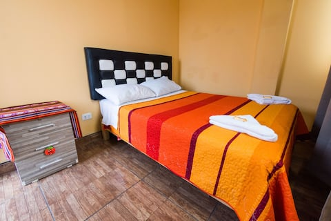 Double private room, Near Airport