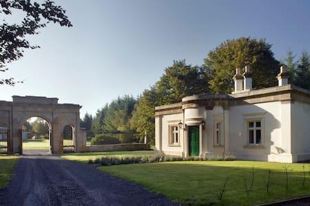 Triumphal Arch Lodge - Devon - Huis