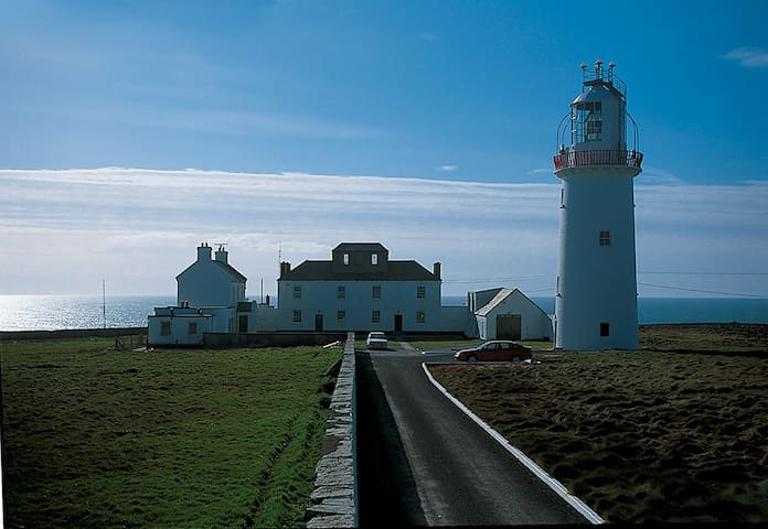 Loop Head Lightkeeper's House - Kilbaha