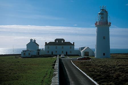Loop Head Lightkeeper's House - Kilbaha - Hus