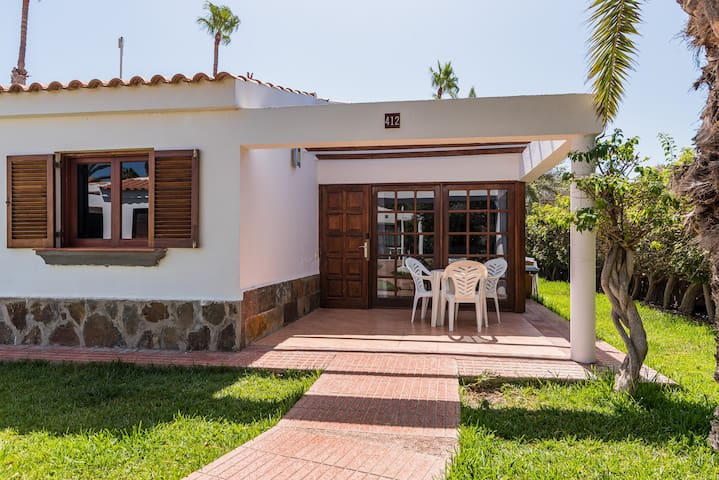 Lovely bungalow close to Maspalomas beach