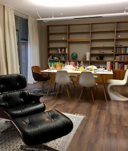 Gemütliche Wohnung mit Loftcharakter in Alsternähe - Amburgo - Loft