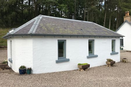 Sunnyhall Cottage Bothy - A Little Gem