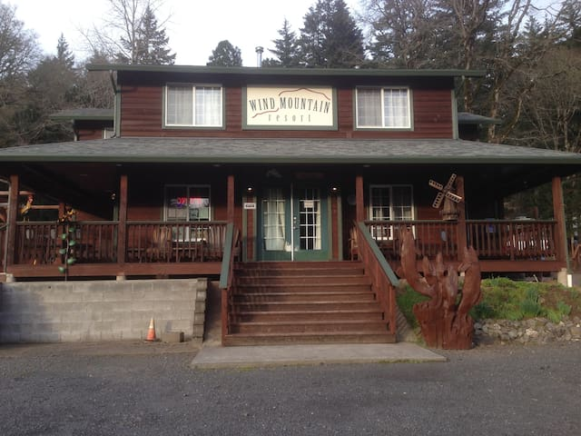 1 BR apartment at Wind Mountain RV Park