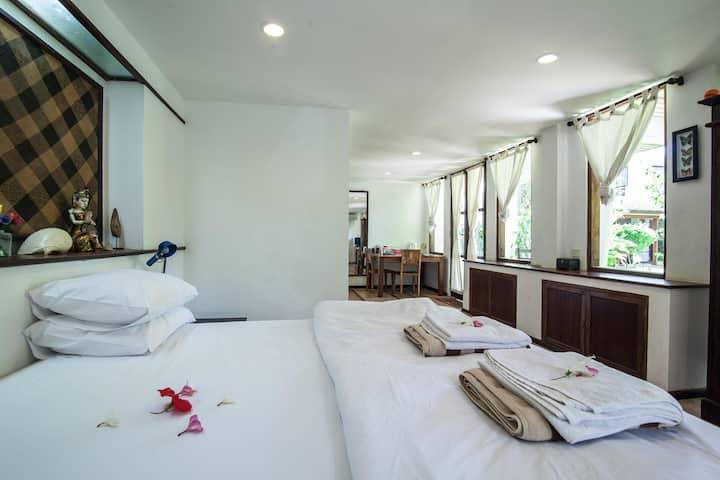 Arjuna Room, Legian, Bali.