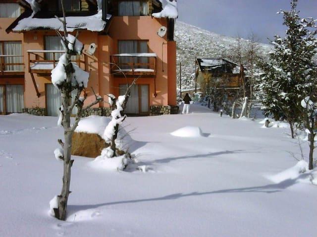 Departamento en el Cerro Catedral - San Carlos de Bariloche - Lägenhet